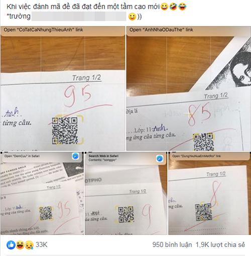 Chia sẻ nhận được hàng chục nghìn lượt thích.