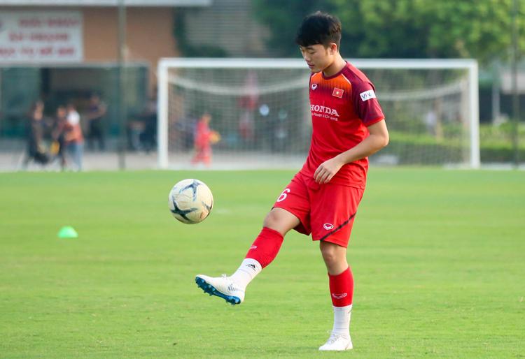 Chấn thương khiến Lương Xuân Trường mất cơ hội cùng Việt Nam chinh chiến tại vòng loại World Cup 2022.