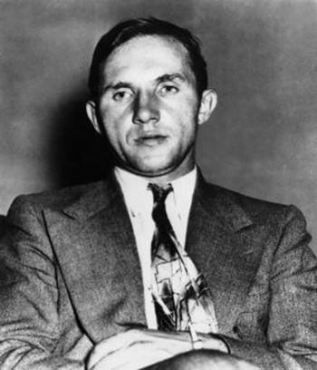 Richard Hauptmann tại New Jersey năm 1935. Ảnh: History.