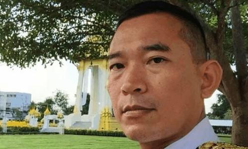 Thẩm phán Thái Lan Khanakorn Pianchana. Ảnh: Mirror.