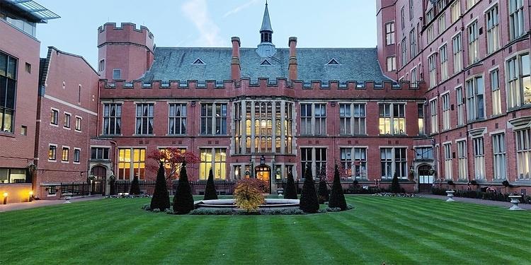 Đại học Sheffield.Ảnh:The University of Sheffield