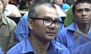 Trùm ma túy lớn nhất Sài Gòn nhận án tử hình
