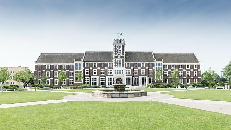 Đại học Loughborough. Ảnh:Loughborough University