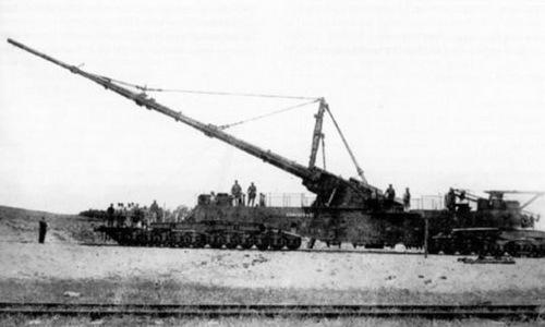 Siêu pháo bắn xa nhất lịch sử của Đức