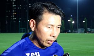 HLV Malaysia mang cầu thủ tốt nhất đấu với Việt Nam