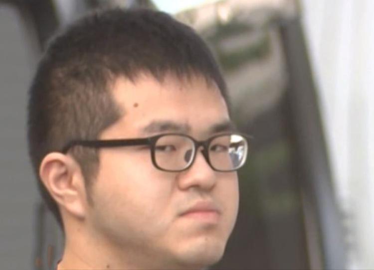 Hibiki đã bị bắt giữ. Ảnh: Tokyo Reporter.