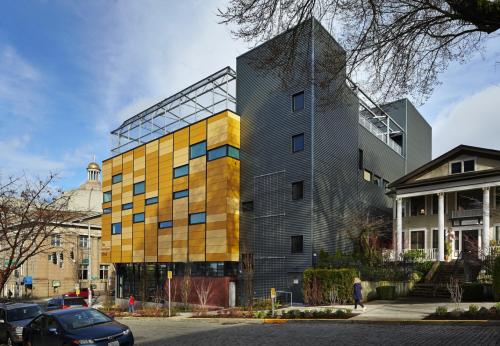 The Northwest School  - trường trung học nội trú Washington, Mỹ - 1