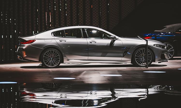 BMW M850i Gran Coupe tại IAA 2019, Frankfurt. Ảnh: BMW Blog