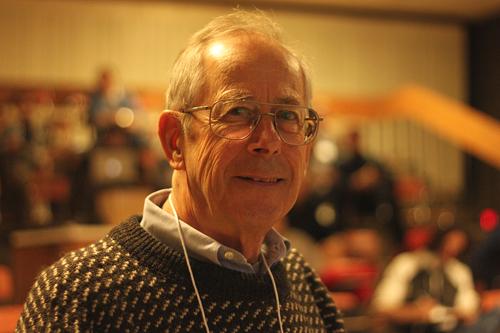GSJames Peebles đoạt giải Nobel Vật lý 2019 cho những nghiên cứu về vũ trụ. Ảnh: Astronomitaly.
