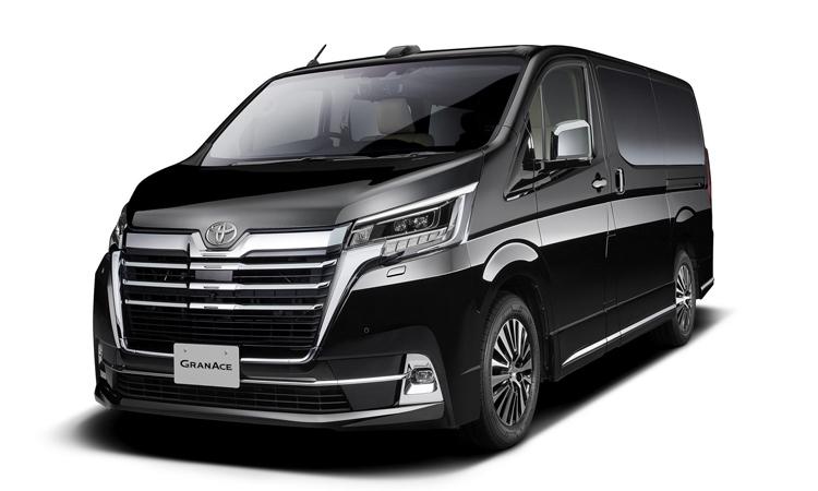 GranAce là mẫu MPV mới được Toyota dành riêng cho thị trường nội địa. Ảnh: Toyota