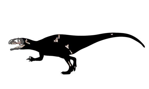 Hình ảnh phục dựng loài Siamraptor suwati. Ảnh: Courthouse News.