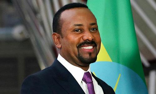 Thủ tướng Ethiopia Abiy Ahmed