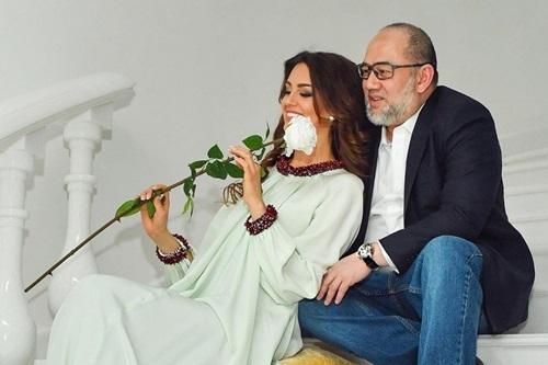 Cựu vương Malaysia Muhammad V và cựu hoa khôi Nga Oksana Voevodina khi còn mặn nồng bên nhau năm ngoái. Ảnh: Instagram/Rihanapetra.