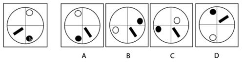 Thử thách với 10 câu đố IQ hình học - 1