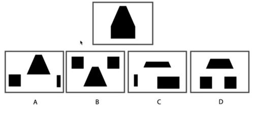 Thử thách với 10 câu đố IQ hình học - 2