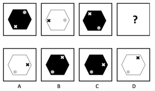 Thử thách với 10 câu đố IQ hình học - 3