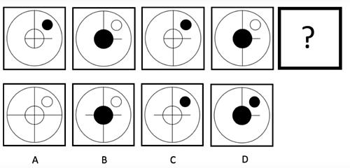 Thử thách với 10 câu đố IQ hình học - 5