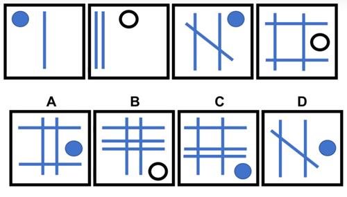 Thử thách với 10 câu đố IQ hình học - 6