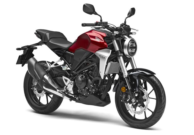 Honda CB300R - mẫu nakedbike mới với động cơ 286 phân khối. Ảnh: Honda