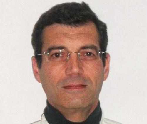 Nghi phạm giết người Xavier Dupont de Ligonnes. Ảnh: AFP