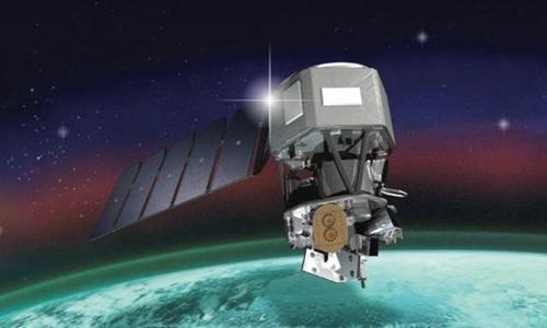 Vệ tinh ICON dự kiến hoạt động ít nhất hai năm trên quỹ đạo. Ảnh: CBS News.