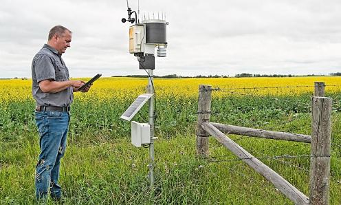 Tự động hóa nền nông nghiệp nhờ công nghệ hiện đại