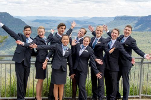 95% sinh viên trường Blue Mountains tìm được công việc toàn thời gian như ý, chỉ trong vòng 3 tháng sau khi tốt nghiệp.