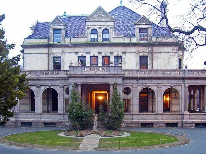 The Master School, trường trung học nội trú đắt đỏ nhất nước Mỹ. Ảnh: Business Insider