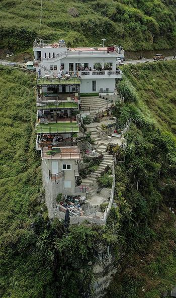 Nhà hàng Panorama. Ảnh: Giang Huy.