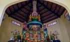 Chùa Một Cột hơn trăm tuổi ở Biên Hòa