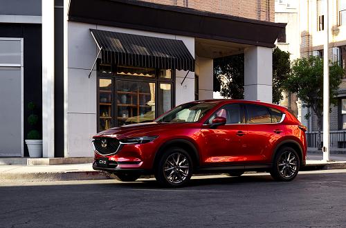 Mazda CX-5 có ưu đãi 50 triệu đồngtrong tháng 10.