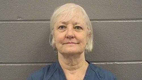 Marilyn Hartman, người nhiều lần đi lậu máy bay tại Mỹ. Ảnh: Chicago Police Departmen