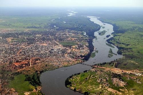 Thủ đô của quốc gia trẻ nhất thế giới nhìn từ trên cao. Ảnh: Shutterstock