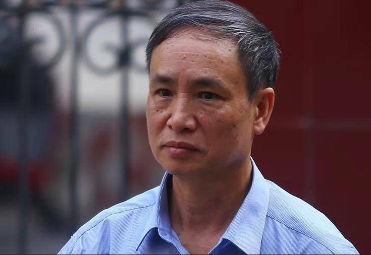 Ông Phạm Văn Khuông. Ảnh: Phạm Dự.