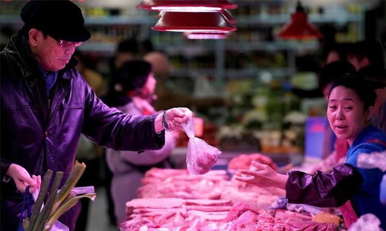 Lạm phát Trung Quốc tăng mạnh