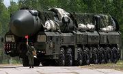 Lực lượng tên lửa chiến lược Nga tập trận
