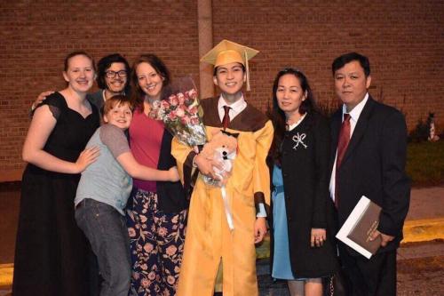 Hội thảo Học bổng 100% Trung Học Công Lập Mỹ