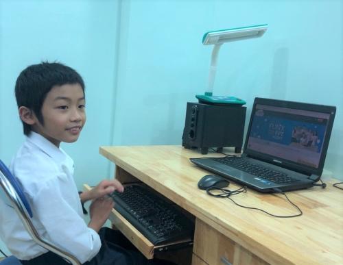 Học CNTT, Toán và lập trình phần mềm là sở thích lớn nhất của Nguyễn Anh Triết.