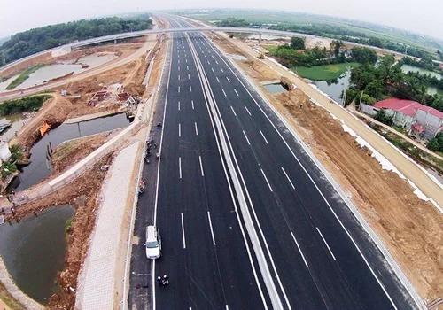 Cao tốc Hà Nội - Hải Phòng khi vừa hoàn thành. Ảnh: Giang Huy.