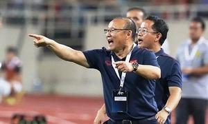 2 năm thay đổi bóng đá Việt Nam của ông Park