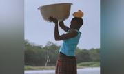 Câu chuyện nước sạch của một nữ sinh