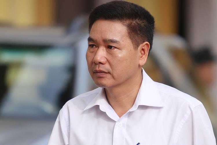 Bị cáo Trần Xuân Yến. Ảnh: Phạm Dự.