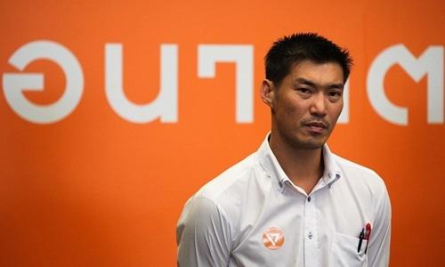 Thanathorn Juangroongruangkit. Ảnh; Reuters.