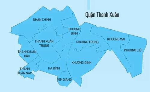Các khu vực bị ảnh hưởng bởi nước nhiễm bẩn (Click vào ảnh để xem cụ thể). Đồ họa: Tiến Thành - Võ Hải.
