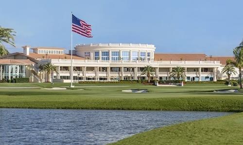 Khu nghỉ dưỡng Trump National Doral. Ảnh: Trump Hotels.