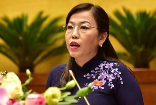 Trưởng Ban Dân nguyện Nguyễn Thanh Hải. Ảnh: Trung tâm báo chí Quốc hội