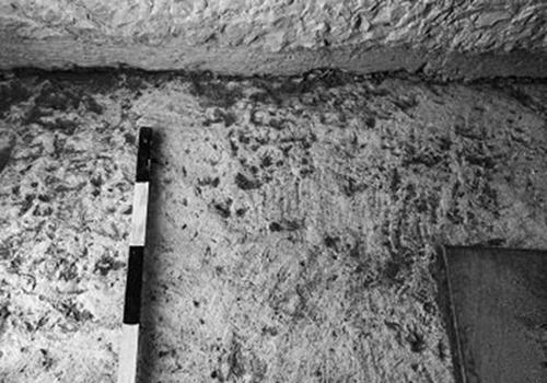 Dấu tích con đường lát đá 2.000 năm tuổi ở Jerusalem. Ảnh: Independent.