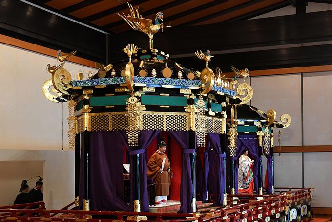 Đường tới ngai vàng của tân Nhật hoàng Naruhito