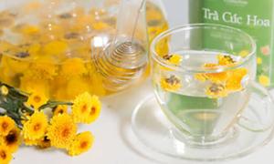 Trà hoa cúc Econashine