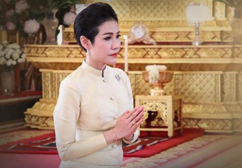 Hoàng gia Thái Lan mọi thông tin của Hoàng quý phi